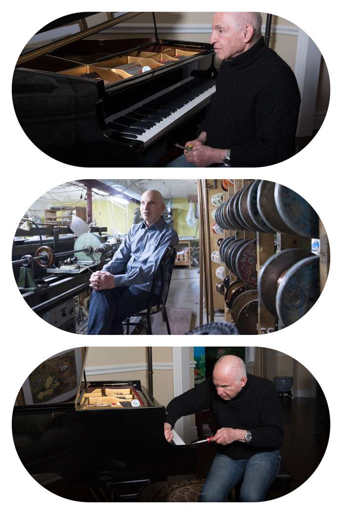 Ari Isaac Pianos - Piano Custom Made Hammers & Bass Strings