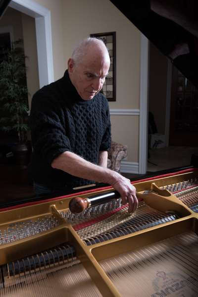 Piano Voicing - Piano Custom Made Hammers & Bass Strings